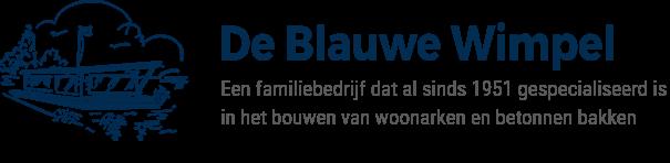 "Scheepswerf ""De Blauwe Wimpel"" BV logo"